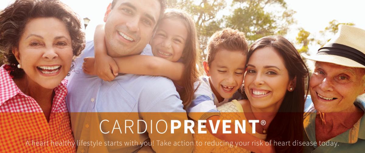 CardioPrevent Program Banner